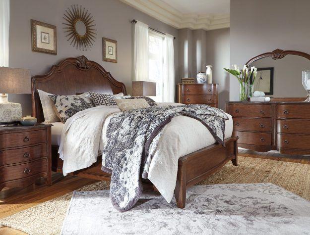 Bedroom Set Balinder by Ashley Furniture B708 at Bellagio Furniture ...