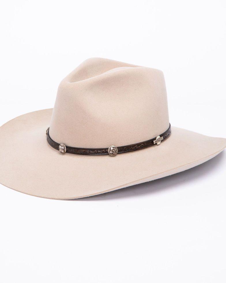 Stetson Ashford 6x Felt Cowboy Hat in 2019  32f96111a12