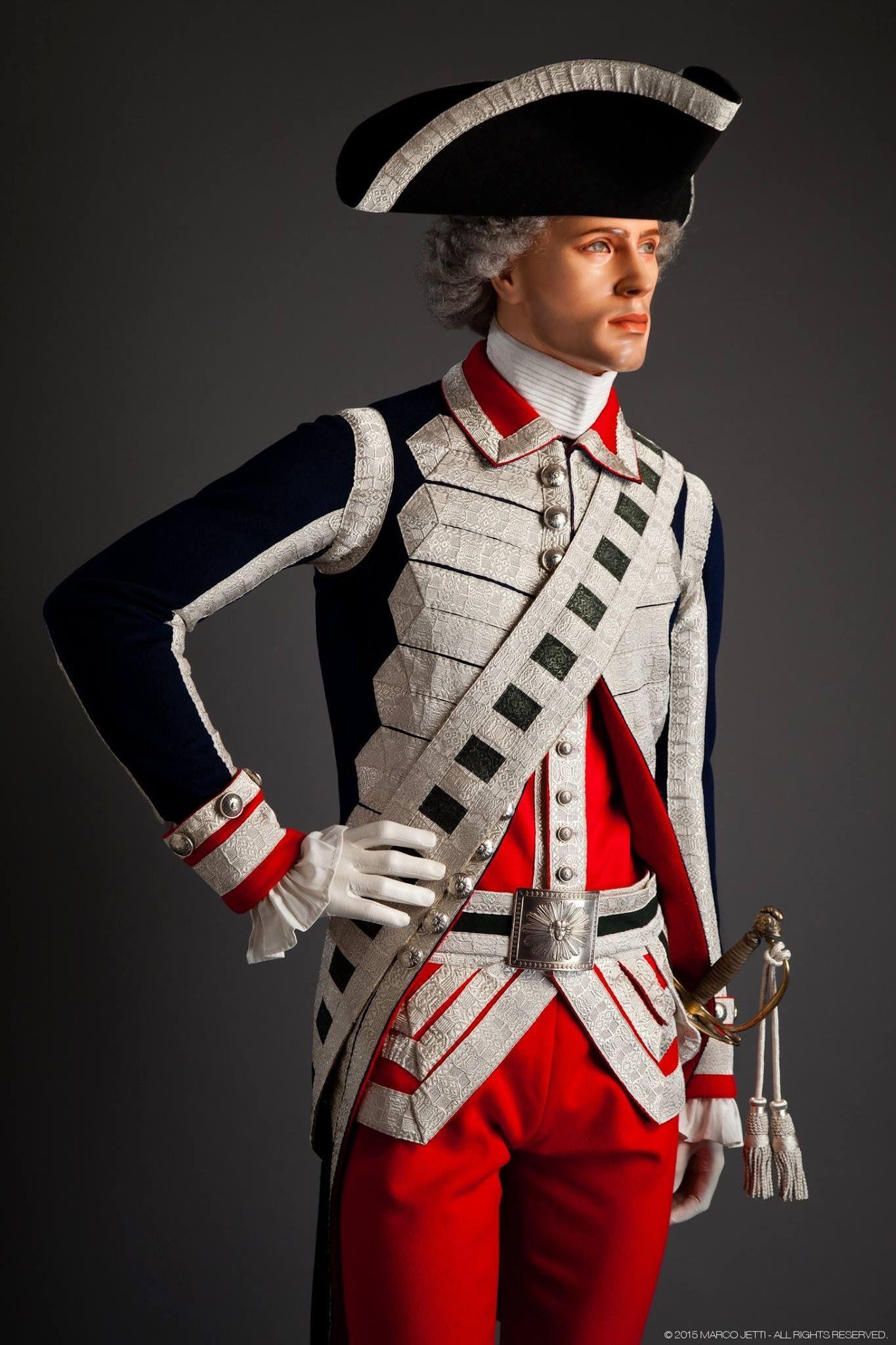 """Résultat de recherche d'images pour """"garde du corps du roi 1789"""""""