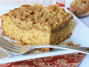 Cookie Butter Coffee Cake #cookiebutterpie