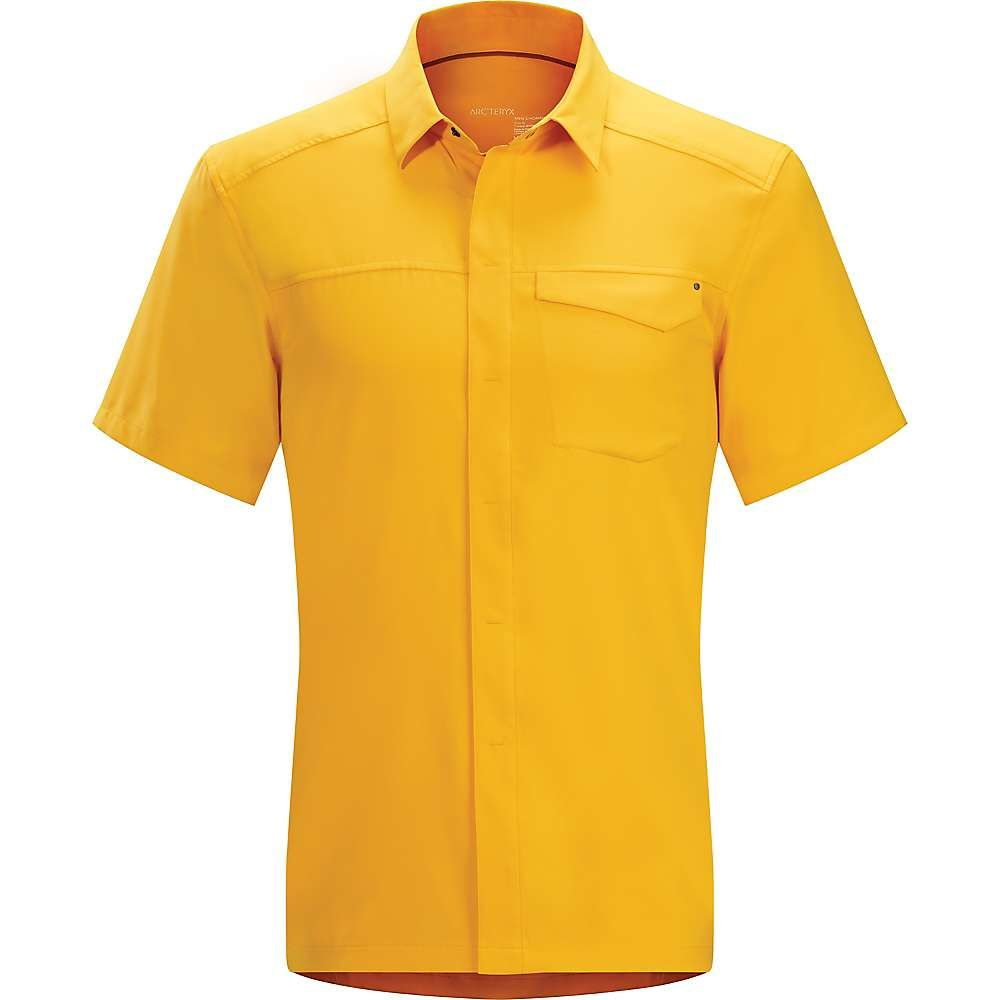 15bc3fe4bd Arcteryx Men's Skyline SS Shirt - at Moosejaw.com | Colorful Summer ...