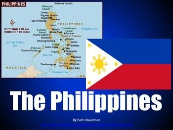 The Philippines PowerPoint | My Social Studies Classroom in