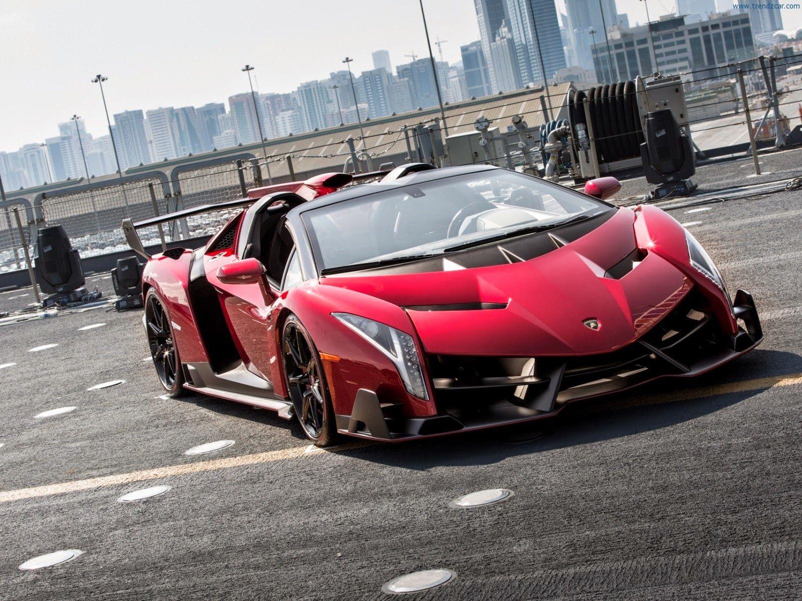 Lamborghini Veneno Roadster de 2014. 750 CV