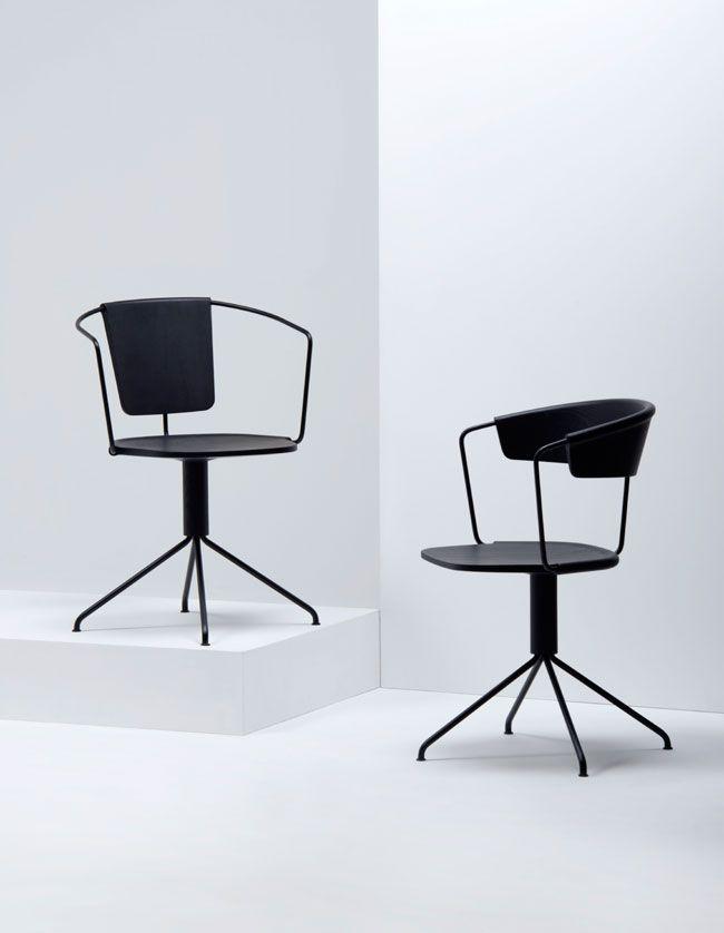 Ma future chaise de bureau (si!) : Uncino par les frères Bouroullec ...