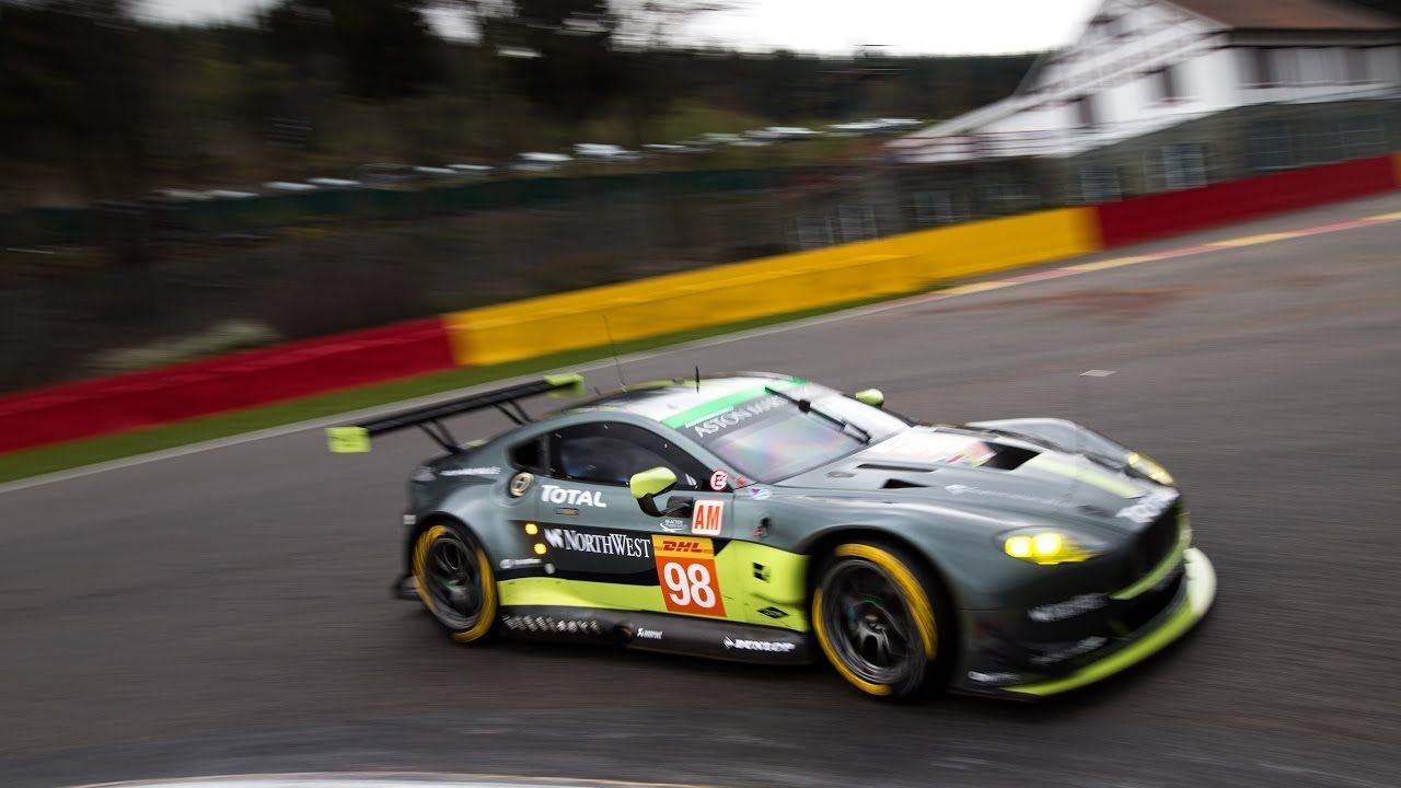 FIA WEC 6 Hours of SpaFrancorchamps Aston Martin Racing