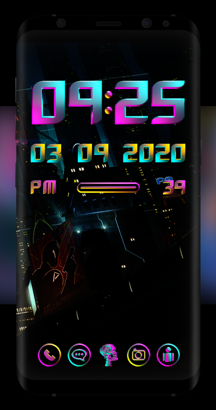 Pin On Android Clock Widgets