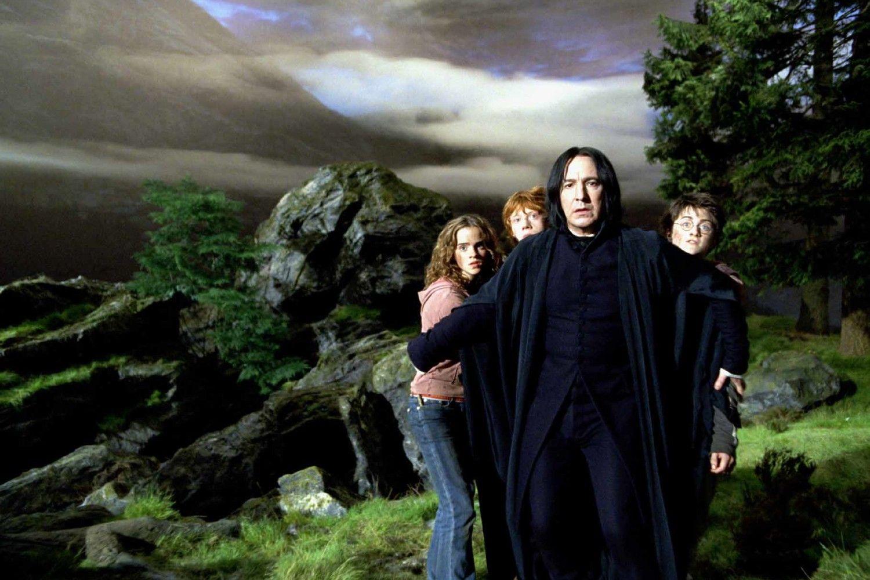 """""""Alan Rickman is zonder twijfel een van de beste acteurs met wie ik ooit heb gewerkt."""" Daniel Radcliffe rouwt openlijk om zijn Harry Potter-collega Alan Rickman."""