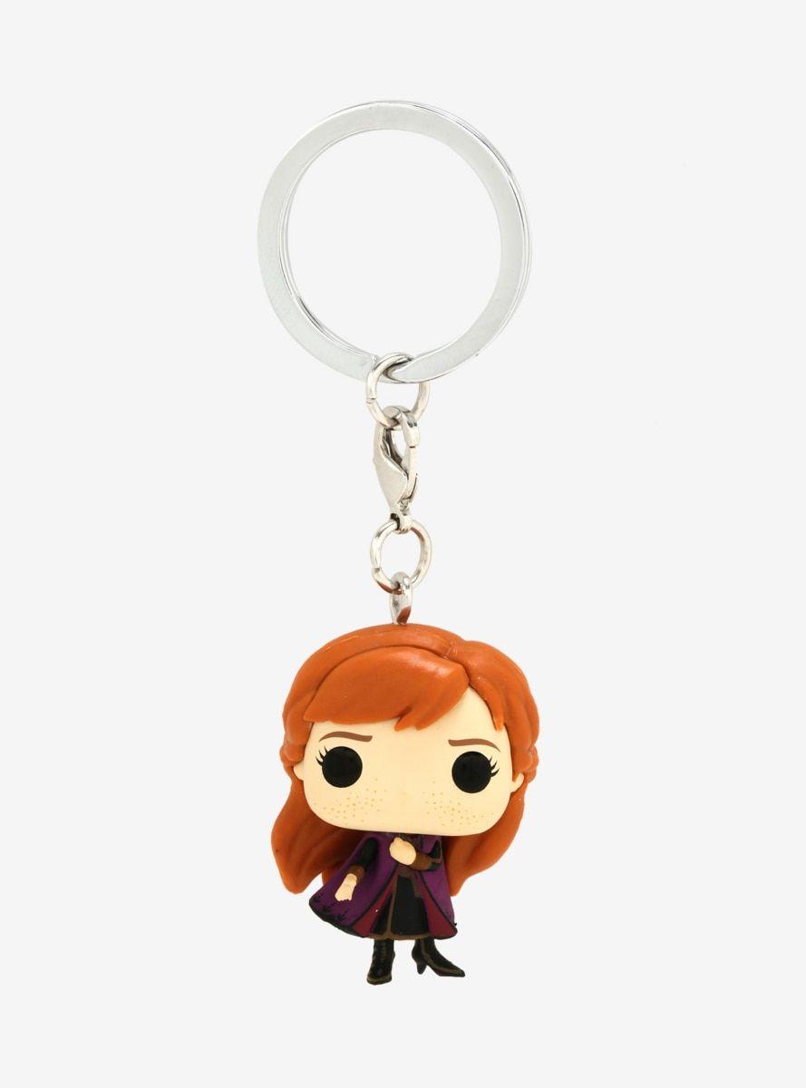 Keychain-Frozen 2-Anna Funko Pocket POP