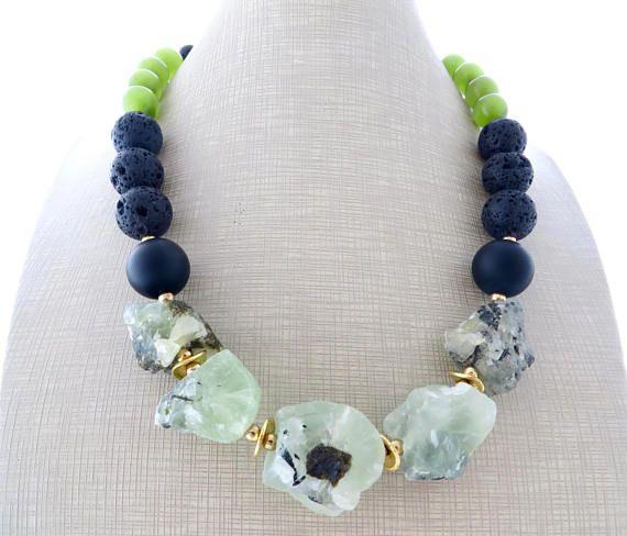 Énorme Rose Naturelle ded Quartz Opale Pierres Précieuses Bib Statement Boucles D/'Oreilles Collier Set