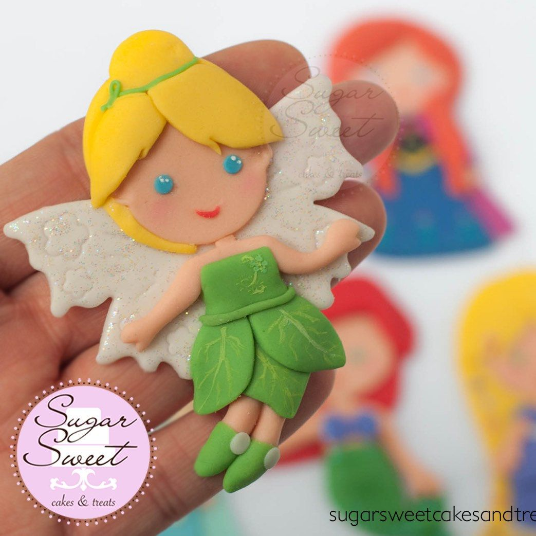 Meet Tinkerbell! The newest addition to the Little Princess collection. Hope you love her as much as I do! www.shopsugarsweet.etsy.com