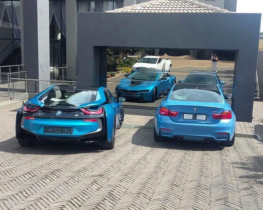 An All Blue Bmw Affair Thanks To R Forbzayy Exoticspotsa Zero2turbo Southafrica Bmw M3 I8 Bmw Super Cars Bmw M3