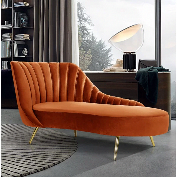 Chaise In 2020 Chaise Lounge Meridian Furniture Chaise Lounge Sofa