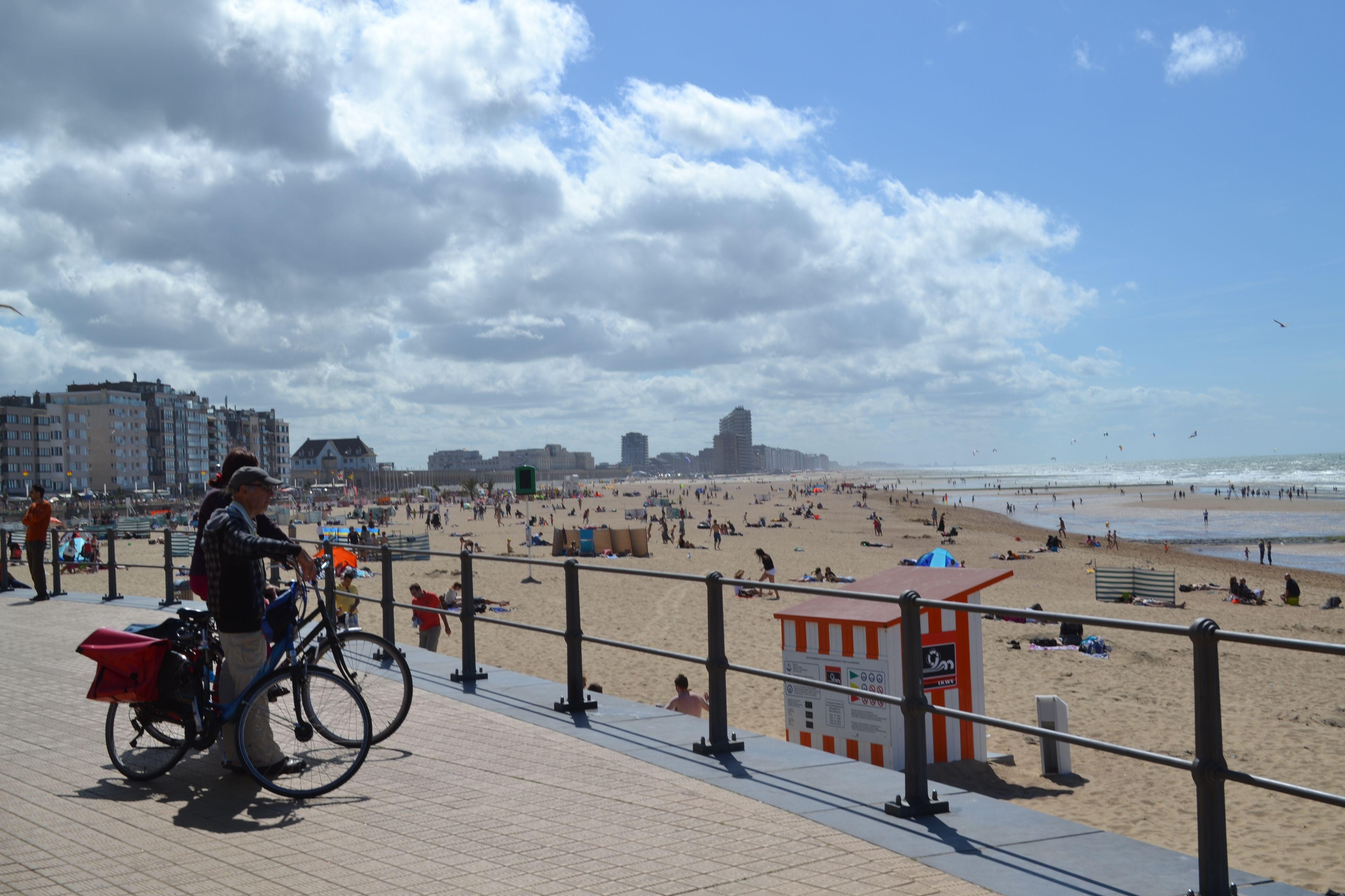 Oostende Street View Scenes Views