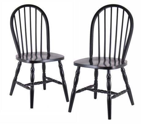 29237 Windsor Chairs Walmart Ca Solid Wood Dining Chairs