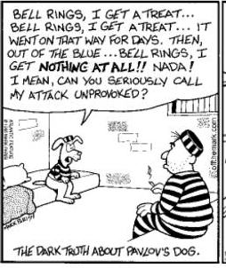 397441ad7d The Dark Truth About Pavlov's Dogs. | behavior analysis ...