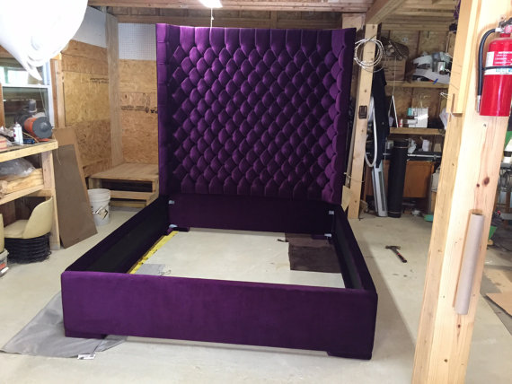 Best Custom Listing For King Size Seven Foot Tufted By 400 x 300