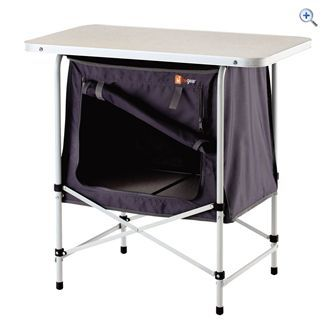 Groovy Hi Gear Elite Workstation Camping Furniture Camping Table Machost Co Dining Chair Design Ideas Machostcouk