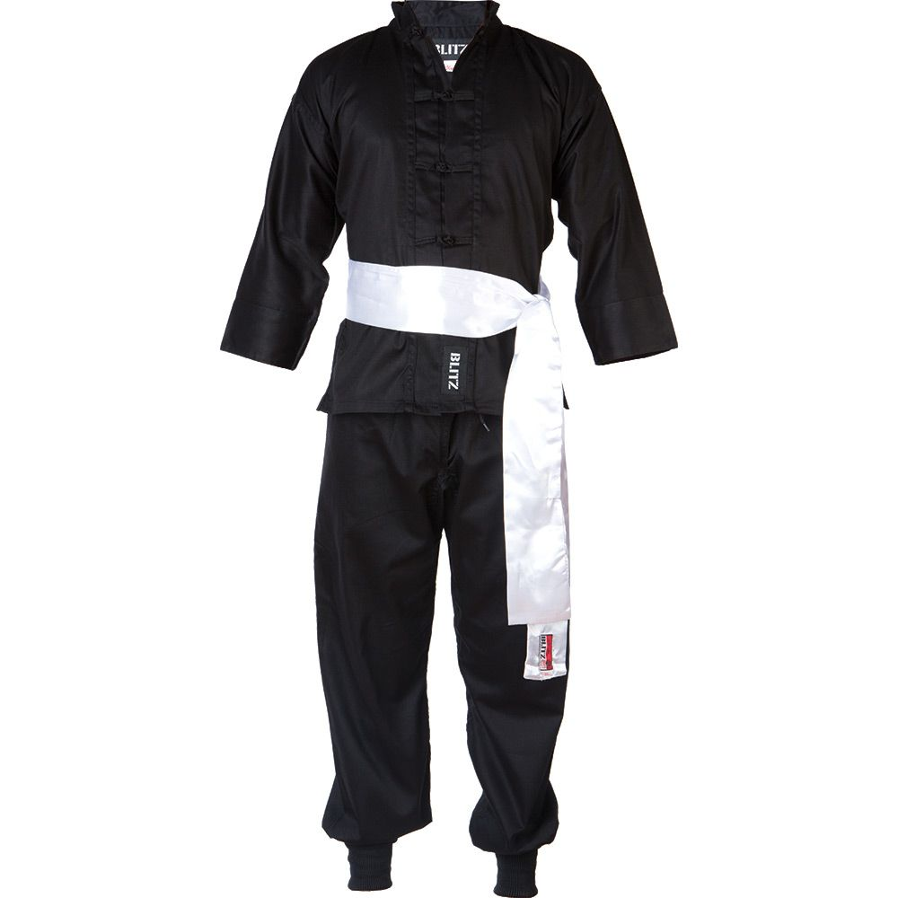 KUNG FU SUIT An authentic hard-wearing, practical and comfortable ...