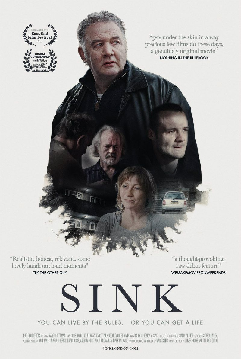 One Of The Most Genuine And Heartfelt Portrayals Of Working Class Life I Ve Ever Seen Sink Is In Uk Cinemas Octo Streaming Movies Movies Online Full Movies