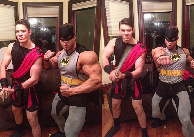 chris bumsteads halloween costume bodybuilding fitness gym fitfam workout muscle - Halloween Muscle
