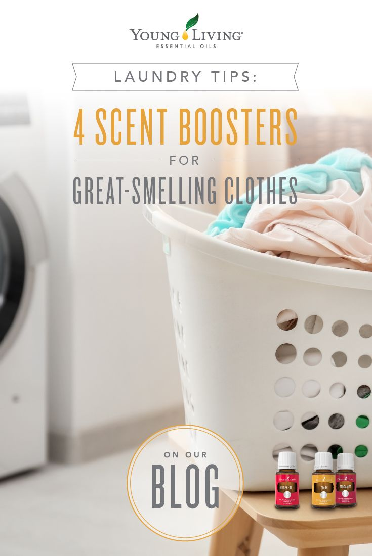 Using Essential Oils For Great Smelling Laundry Lavanderia Y Hielera