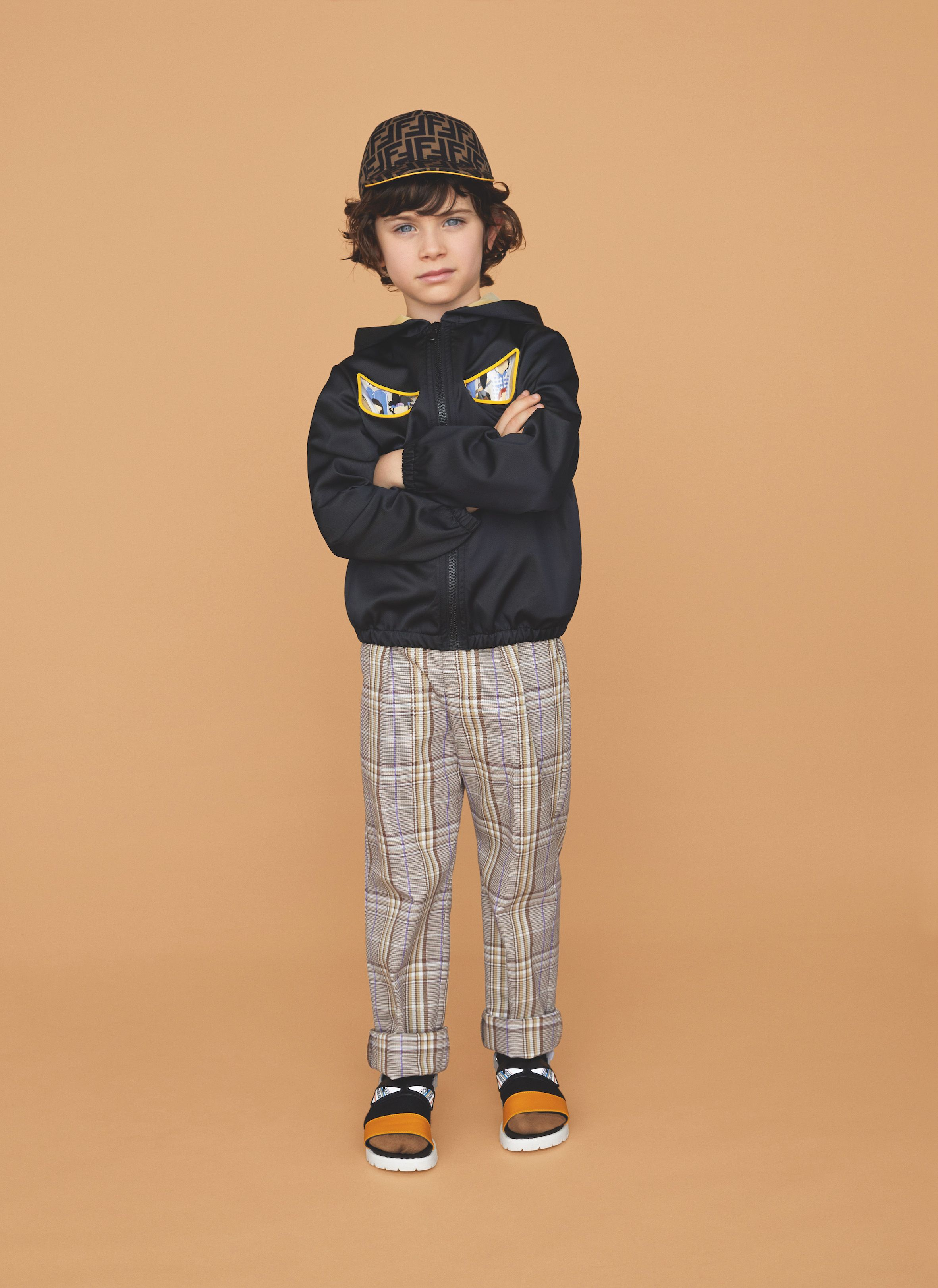 1f563c1932 Fendi Kids Spring/Summer 2019 Collection | kids2018 | Kids outfits ...