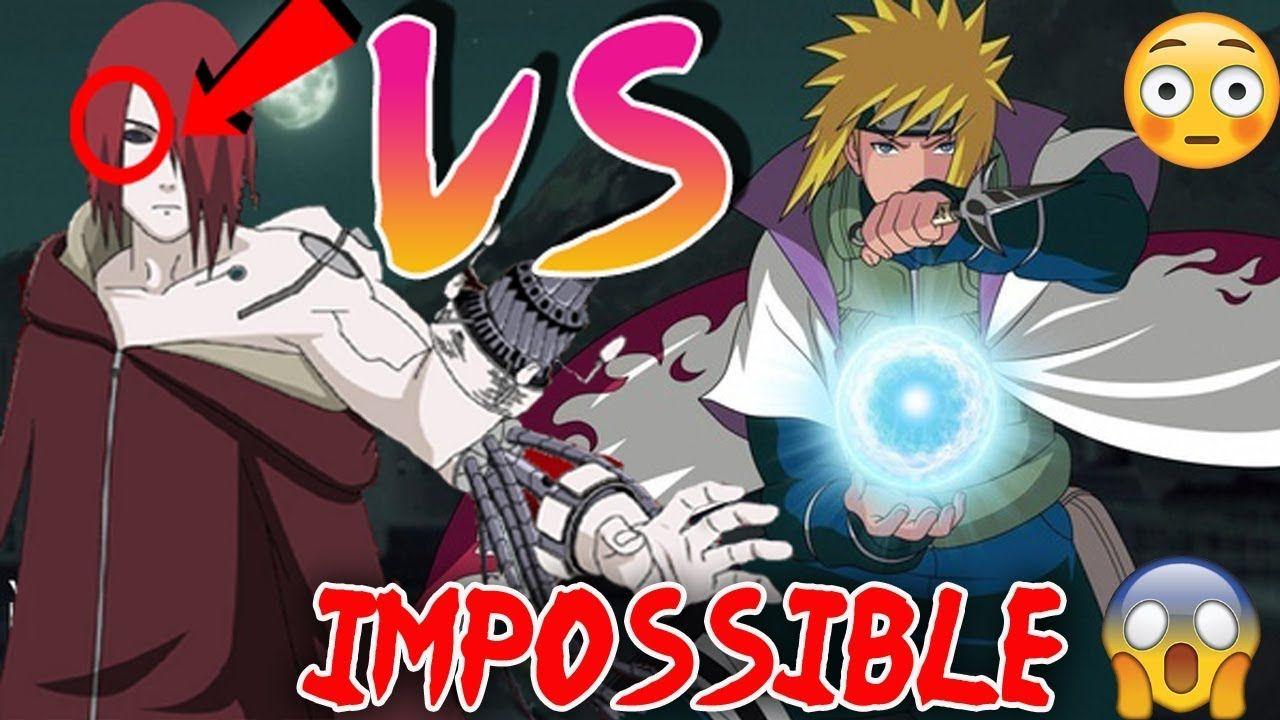 Minato Vs Nagato Full Battle Explained Why Minato Is Weaker Than Nagato