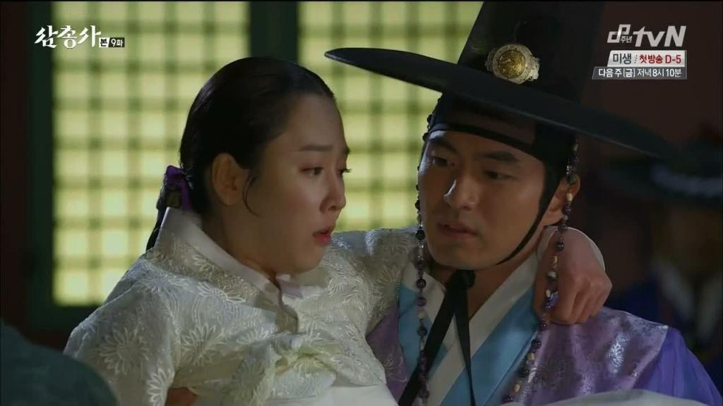 Three Musketeers: Episode 9 » Dramabeans Korean drama ...