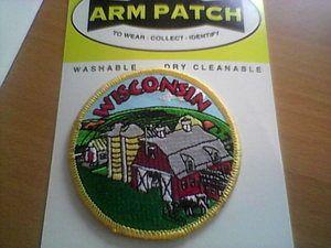 Wisconsin State Patch | eBay