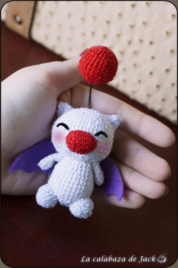 Final Fantasy Amigurumi by cristell15 on DeviantArt | 900x600