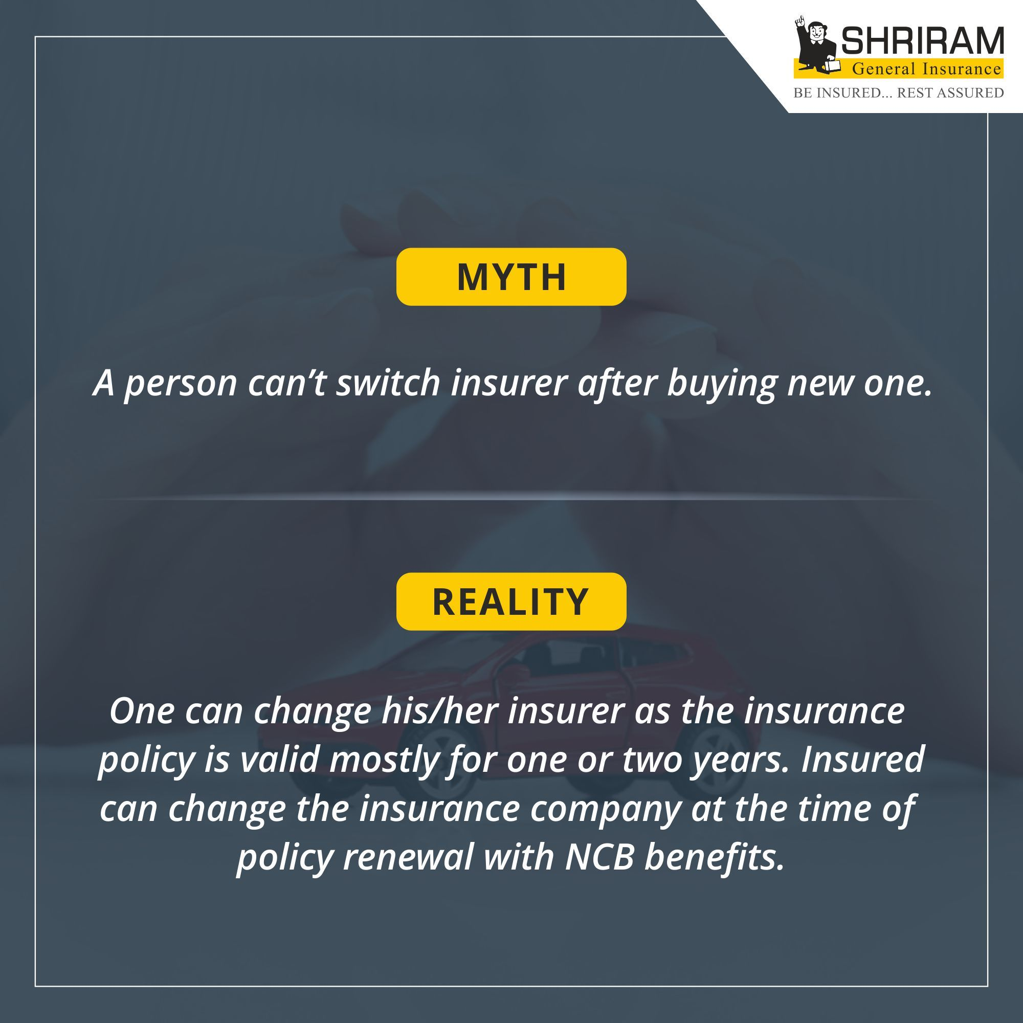 It's time to burst all the myths about GeneralInsurance