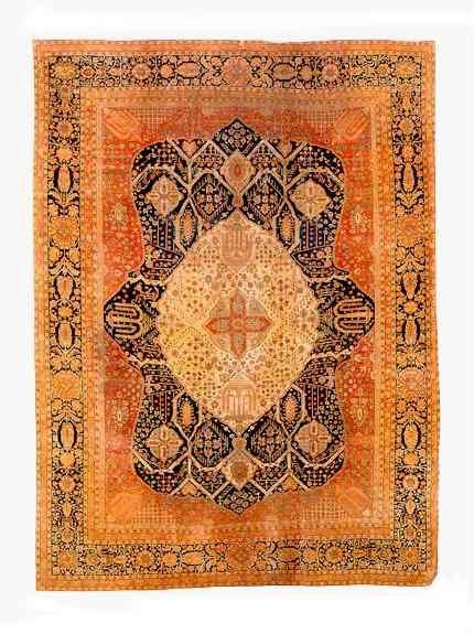 Persian Keshan Mohtashem Rug Rugs On Carpet Rugs Kashan Rug