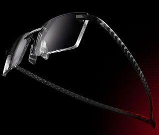 0cb71342bef50 Tag Heuer C-Flex Carbon Fiber Eyeglasses
