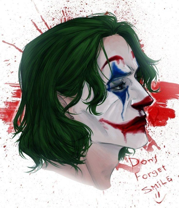 Pin Ot Polzovatelya The Paw Pact Na Doske Joker Dzhoker Zhivopis Knizhnye Tatuirovki Supergeroi