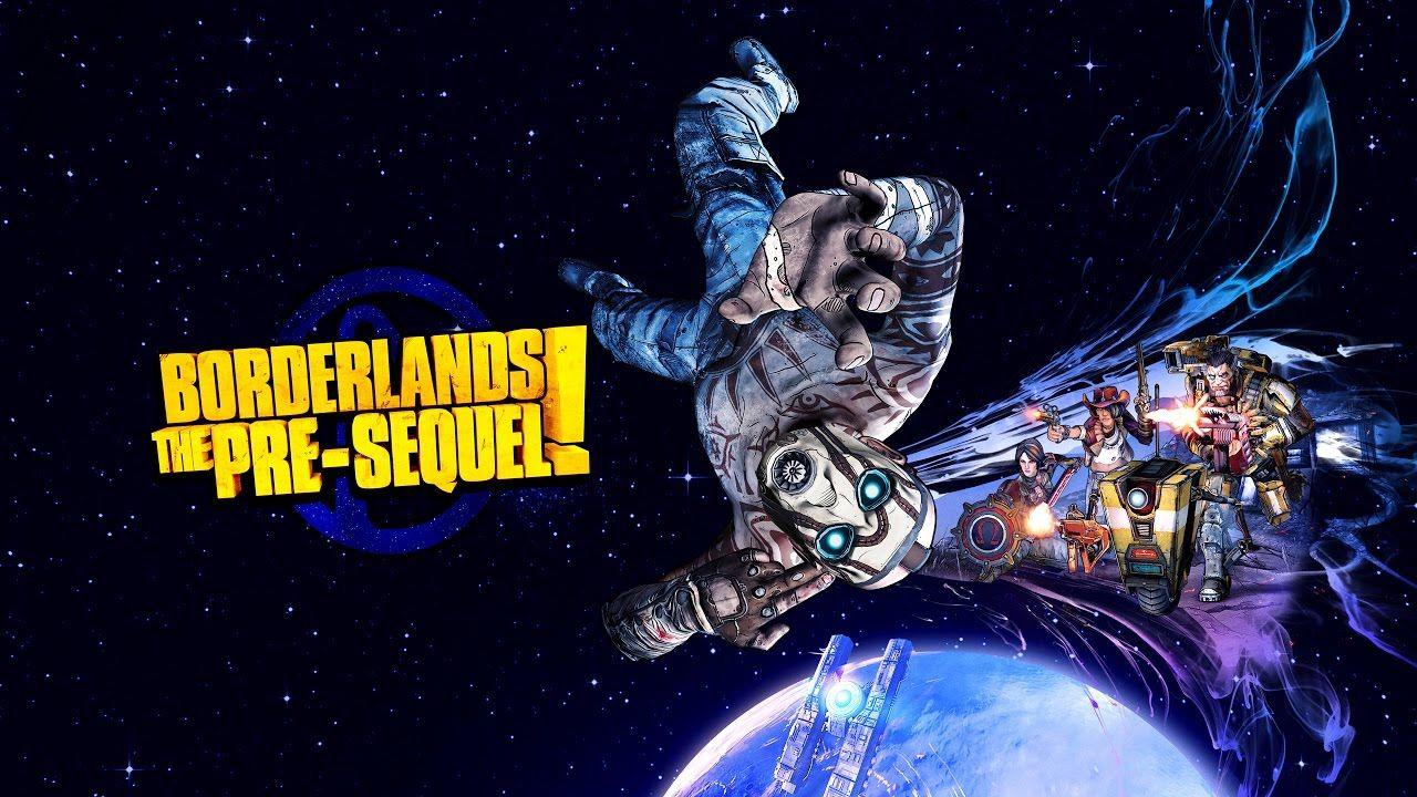 PS3] Borderlands: The Pre-Sequel *Level 70 + Infinite Ammo + Max