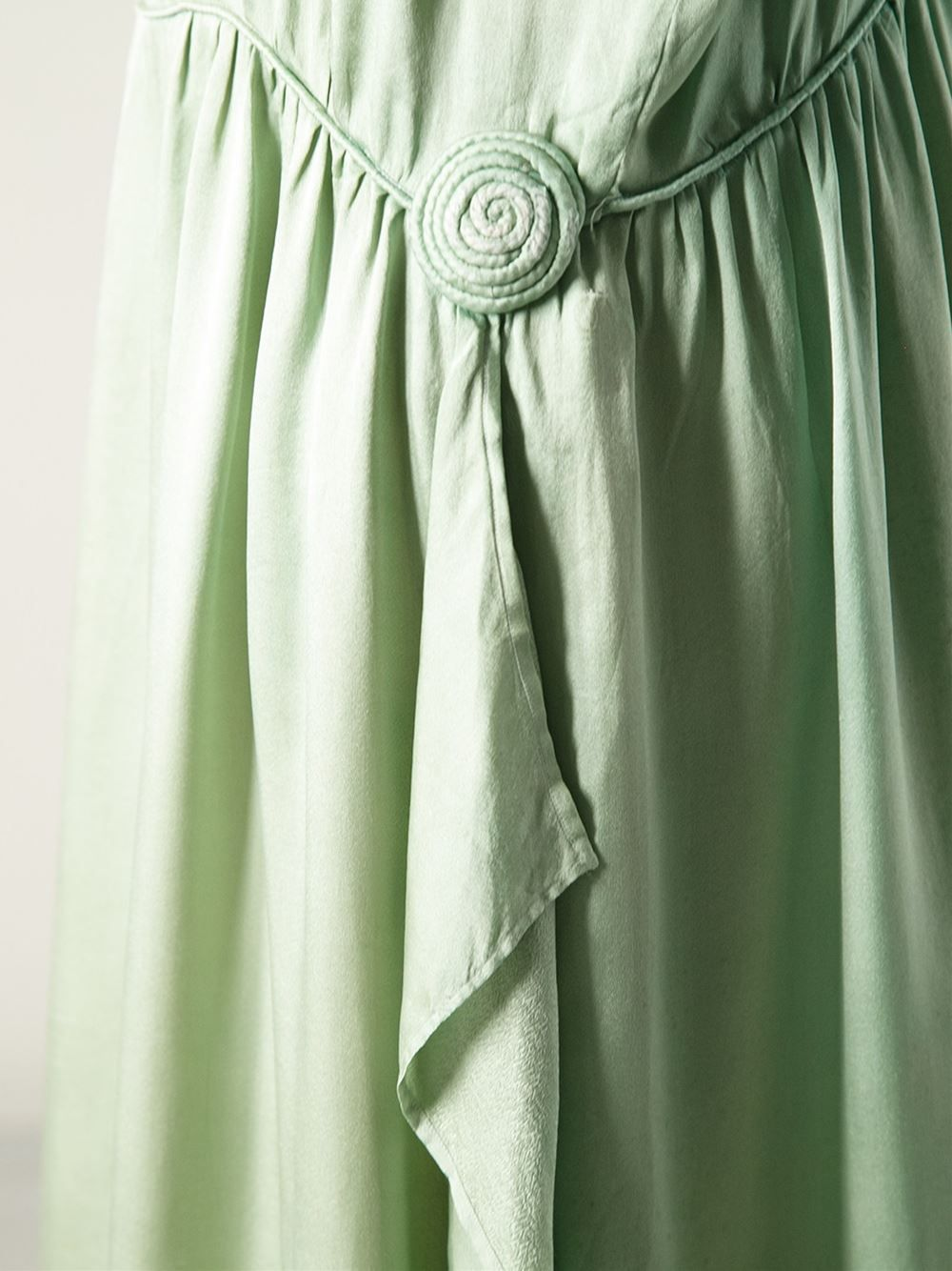 The Gathering Goddess Vintage 1920's Beaded Lawn Dress - - Farfetch.com