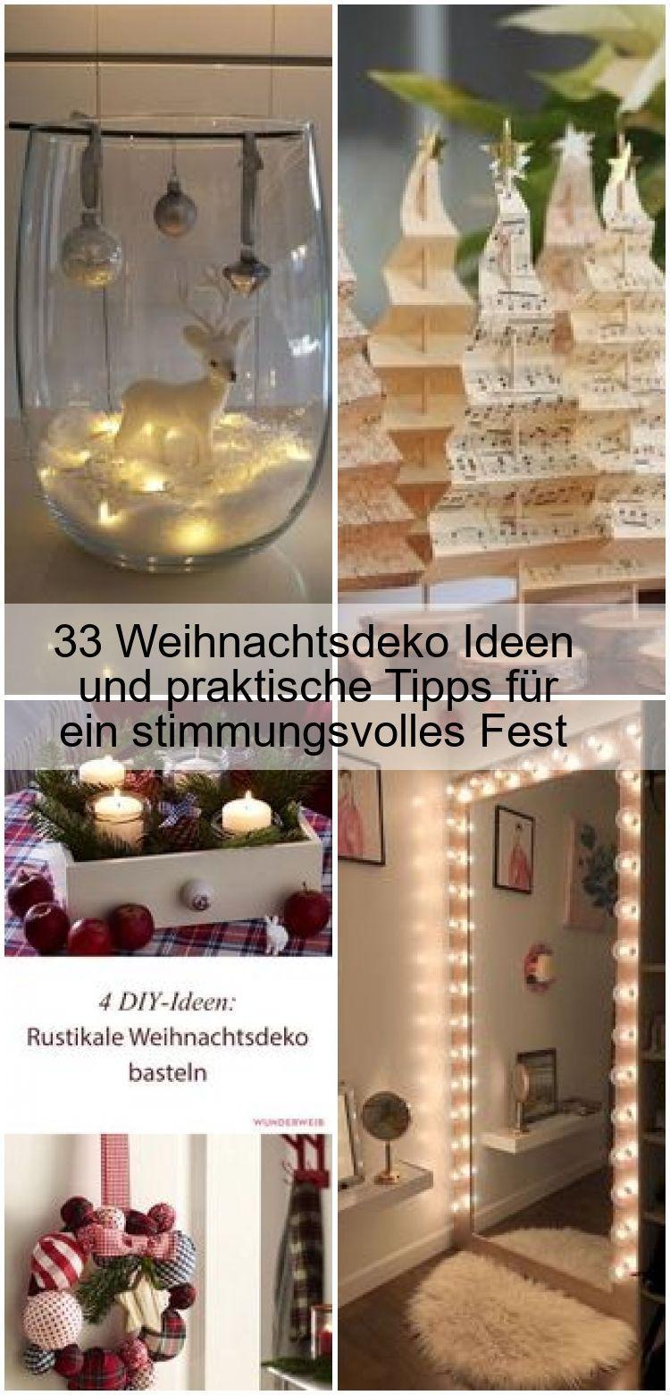 DekoIdeen #für #pra #praktische #Tipps #und #weihnachtliche