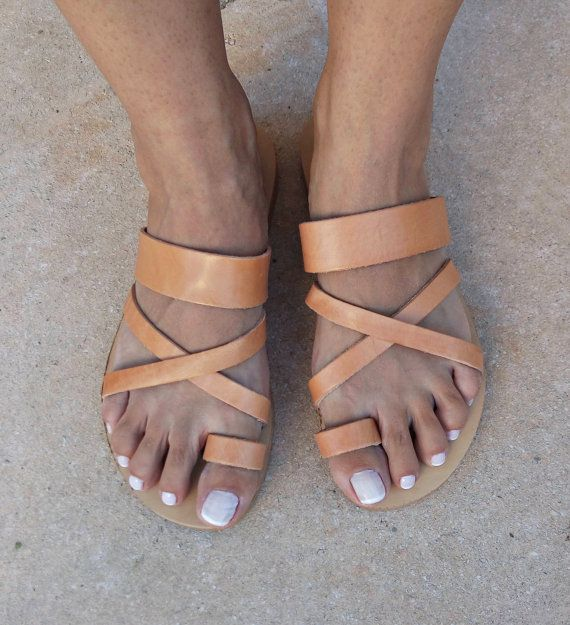 sandalias sandalias griegas sandalias mujer por GrecianSandals