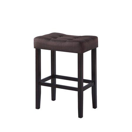 Coaster Bar Stool In Brown 30 Inch Products In 2019 Backless