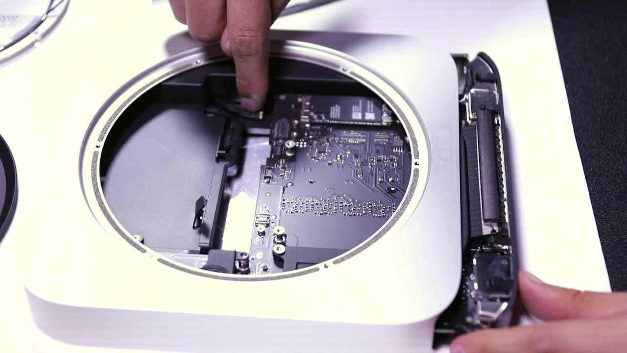 mac mini ssd upgrade 2015