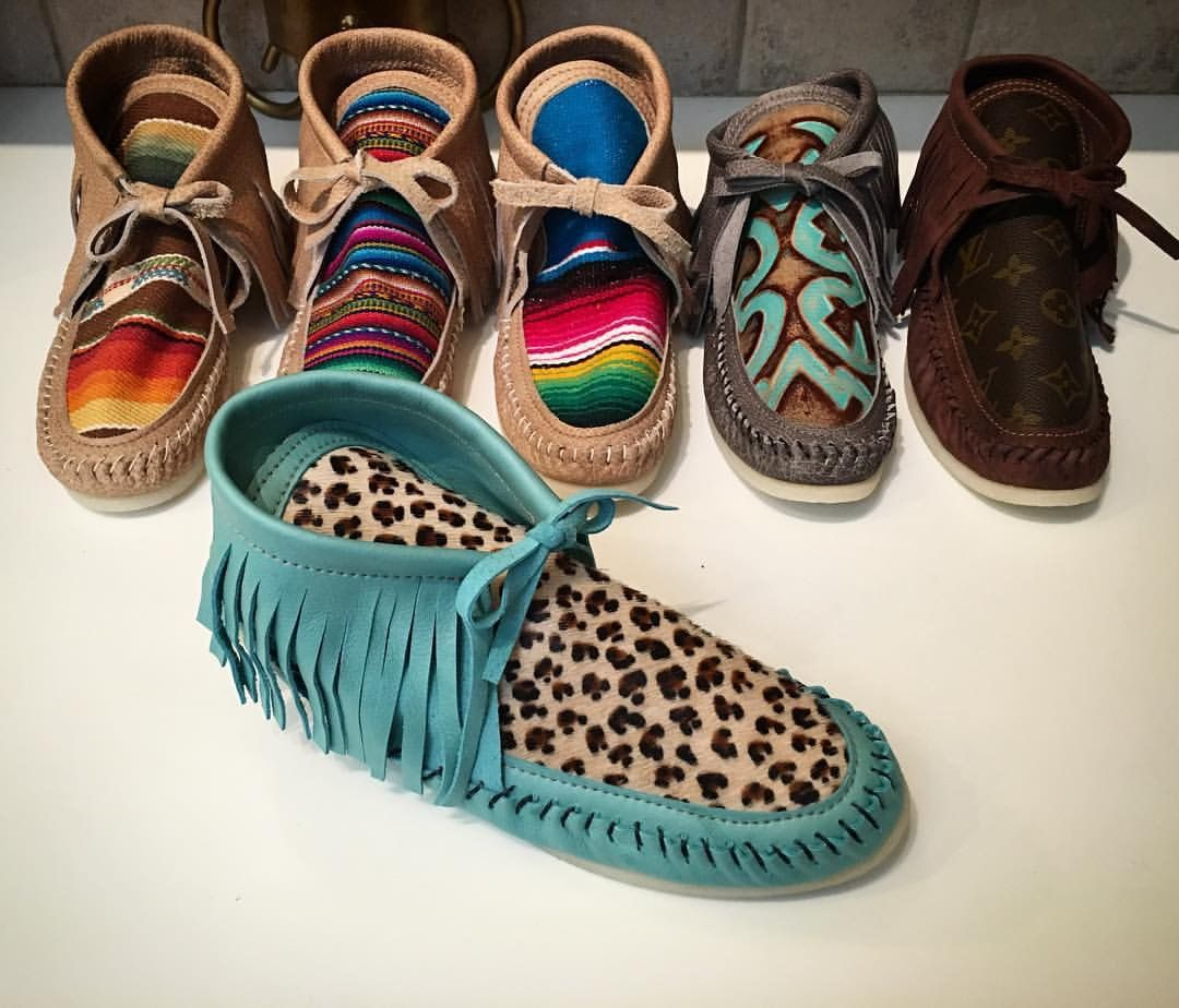 c55979ed2 Holy Cow Couture Moccasins | Clothing in 2019 | Western shoes, Shoes ...