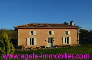 Agence Immobiliere A Langon 33210 Agate Immobilier Agence Immobiliere Immobilier Maison En Pierre