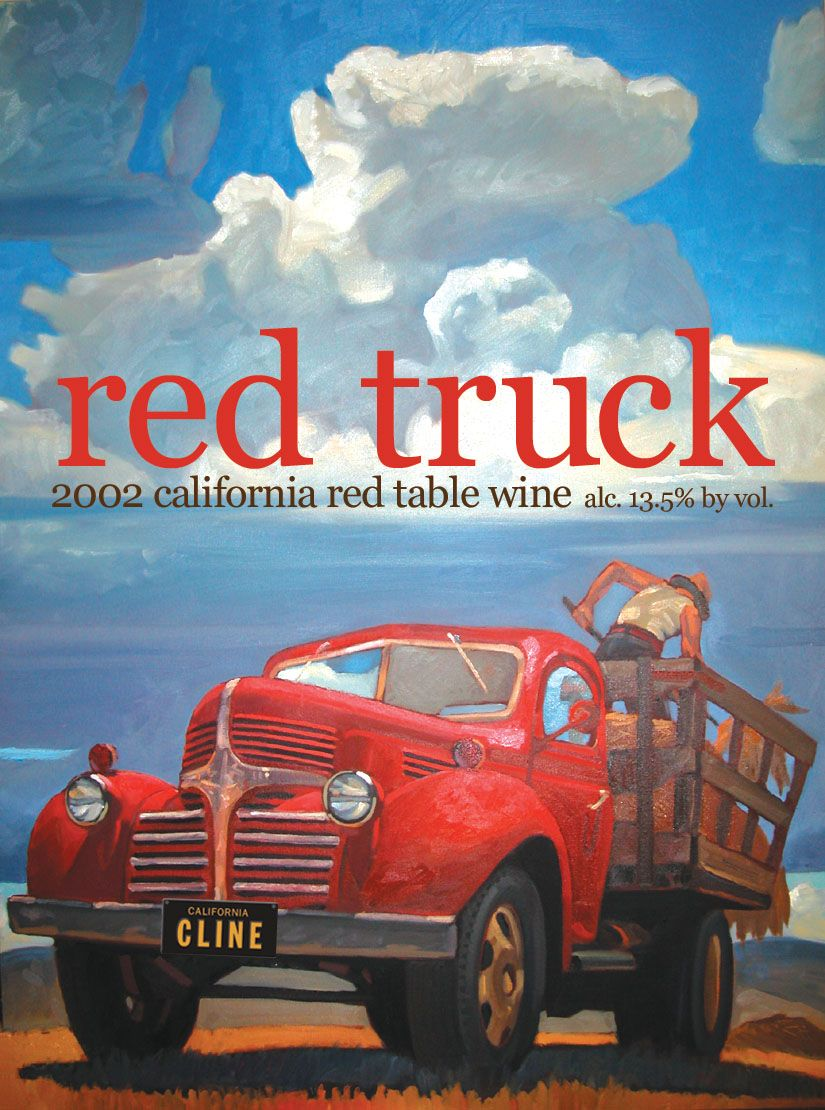 Cute And A Decent Red Wine Brands Wine Country California Wine Label