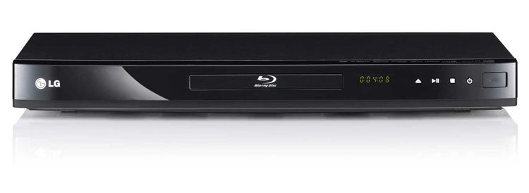 Lg Bd 550 Region Free Blu Ray Dvd Player Built In Real Time Video Converter Works On Any Tv