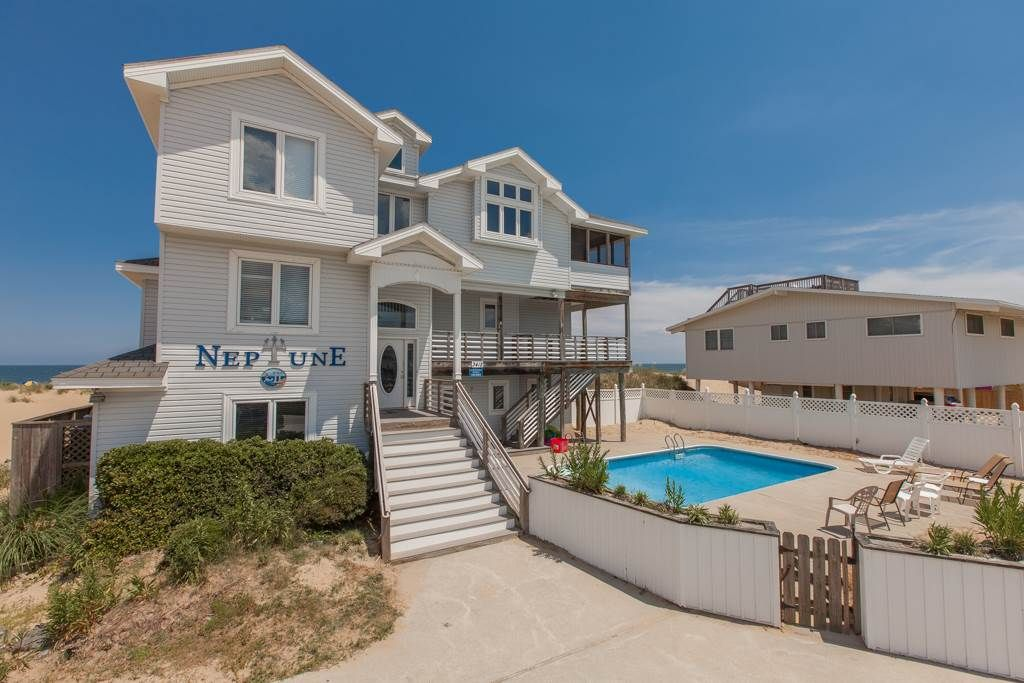 Neptune II is a House vacation rental located in Virginia ...