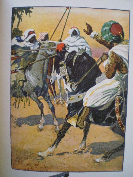 Sprookjes; Wilhelm Hauff - Hauffs Märchen - ca. 1900