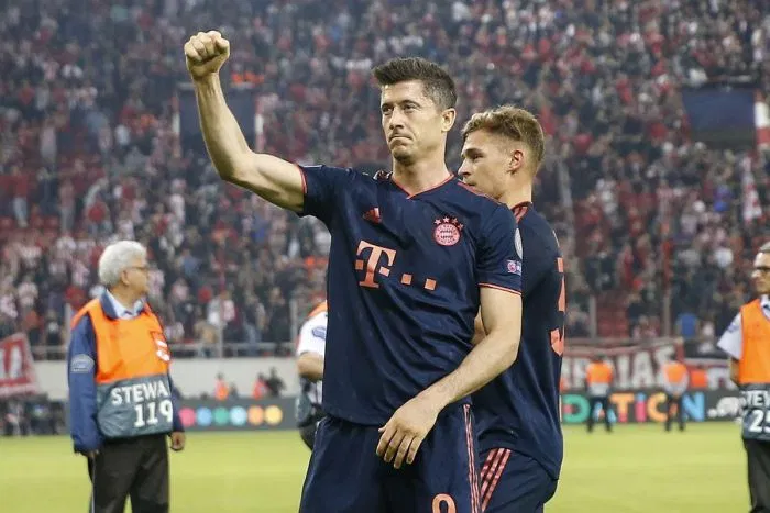 Bayern Munich vs Olympiakos Live Stream UCL Soccer