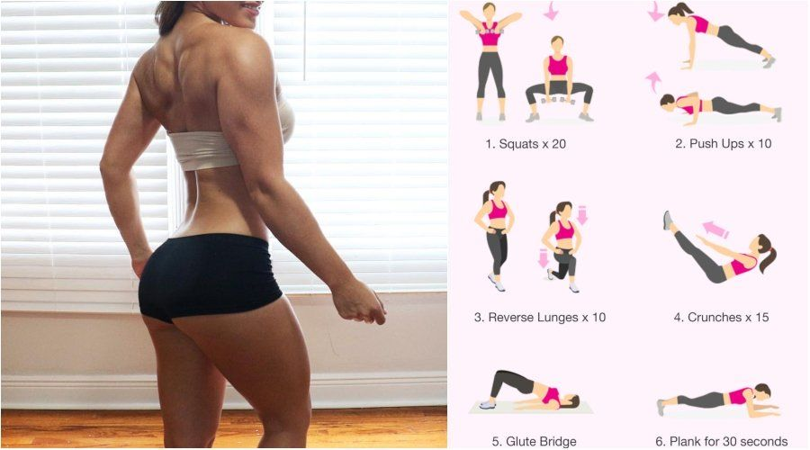 These Are The Best Dumbbell Exercises To Get A Toned Physique And Sizzling Hot Body - GymGuider.com #dumbbellexercises