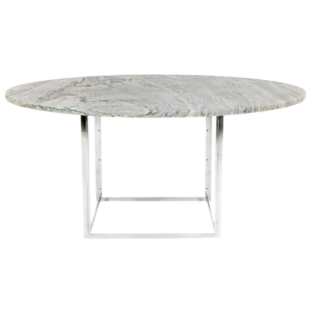 furniture poul kjaerholm pk54. Poul Kjaerholm PK-54 Cipollini Marble Dining Table For E. Kold Christensen | From A Unique Collection Of Antique And Modern Room Tables At Furniture Pk54 M