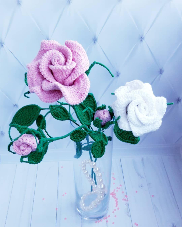 нем сообщили вязаные цветы из сновидений схемы и фото картинки были обработаны